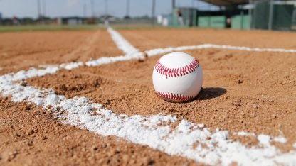 baseball field, baseball, gravel-1563858.jpg